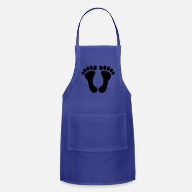 Feet the feet - Adjustable Apron