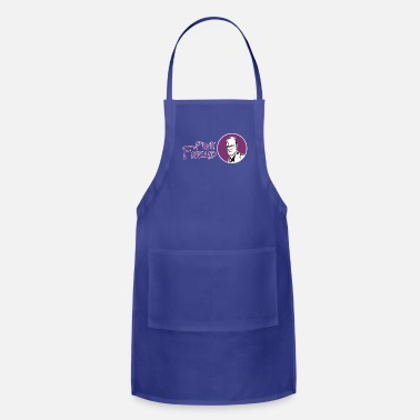 Freud Pink Freud - Adjustable Apron