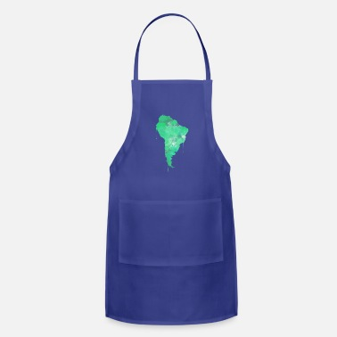 South America South America - Adjustable Apron