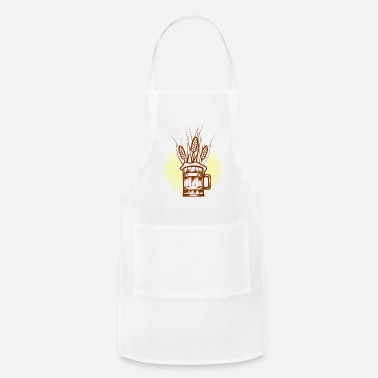 Barley Beer and barley - Apron