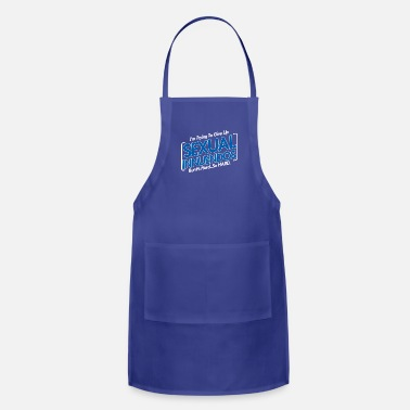 Innuendo Im Trying To Give Up Sexual Innuendos - Adjustable Apron