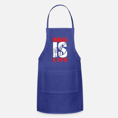 Ball Sport BALL IS LIFE FUNNY SPORTS - Apron