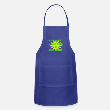 Detroit Spartans I Have Overcome - Apron