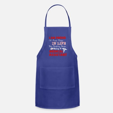 Medical Assistant Apparel Medical Assistant Tee Shirt - Apron