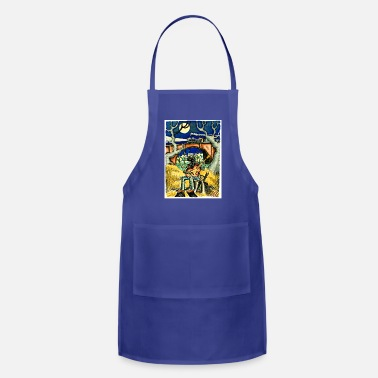 Hank Hank Ramblin Man - Adjustable Apron