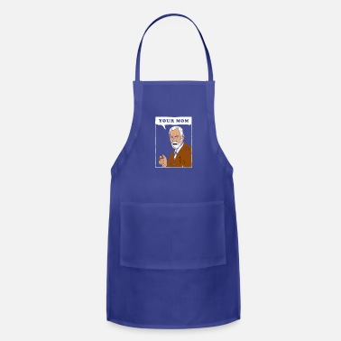 Freud Your Mom Freud - Adjustable Apron