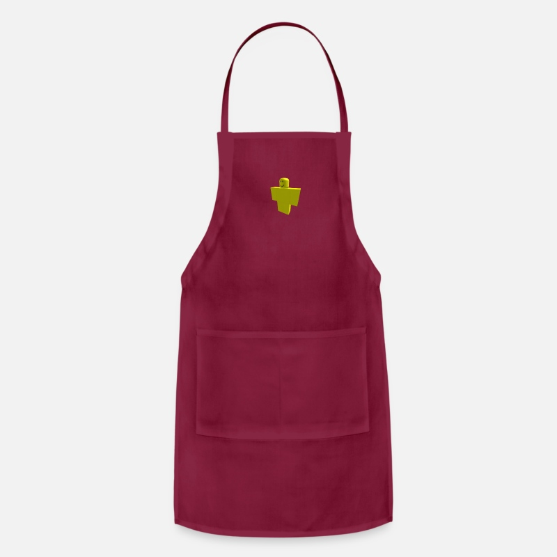 Roblox Bunny Character Apron Spreadshirt