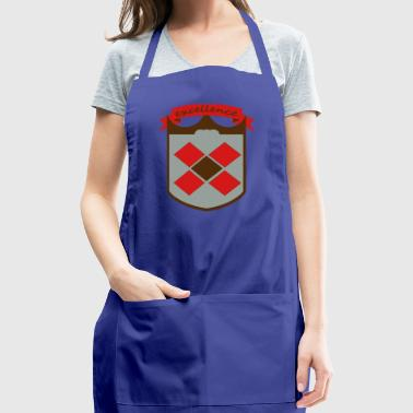 shield excellence - Adjustable Apron