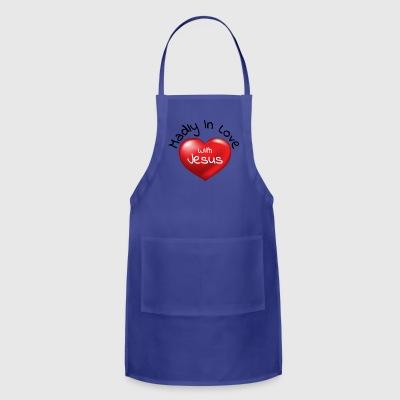 Madly In Love With Jesus - Adjustable Apron