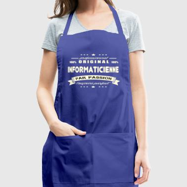 Original Computer Science - Adjustable Apron