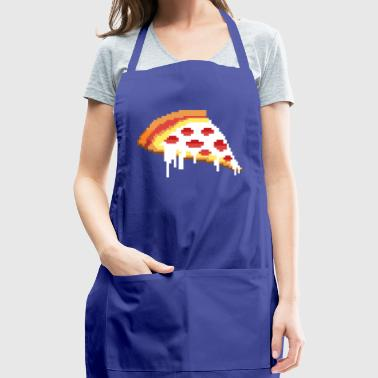 8-BIT PIZZA - Adjustable Apron