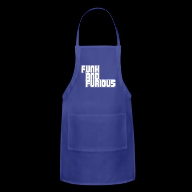 Funk and Furious - Adjustable Apron