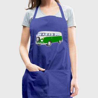 Green Bus - Van - Adjustable Apron