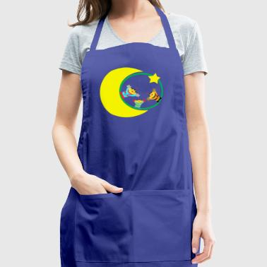 Astronauts - Adjustable Apron