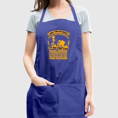 ARMY CHRISTIAN - Adjustable Apron