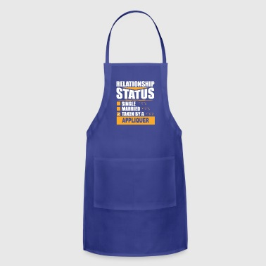 Relationship Status taken by a APPLIQUER - Adjustable Apron