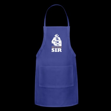 poker sir - Adjustable Apron