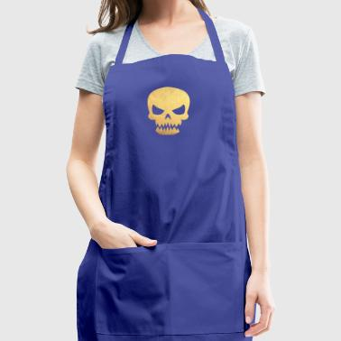 Gold Skull - Adjustable Apron