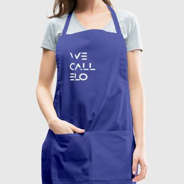 We Call Elo Tee Shirt - Adjustable Apron
