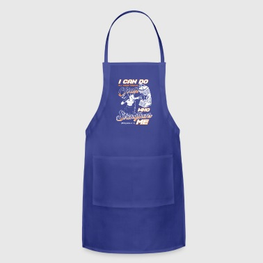 Yes I can! - Adjustable Apron