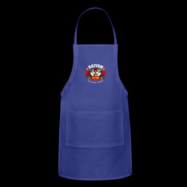 T-shirt Saiyan Gym High Quality - Adjustable Apron