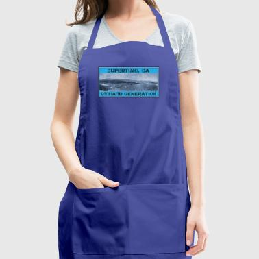 A Cupertino, CA Orchard Generation - Adjustable Apron