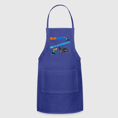 Subnutica In Wrong Game - Adjustable Apron