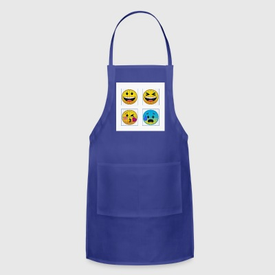 emojies - Adjustable Apron