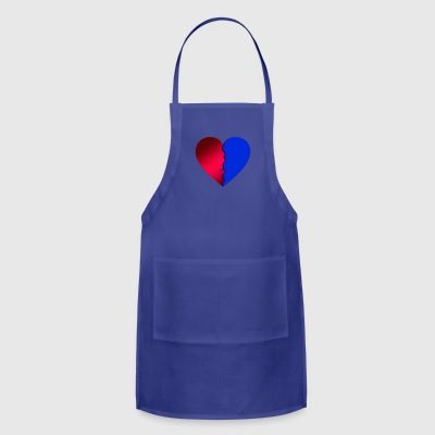 heart - Adjustable Apron