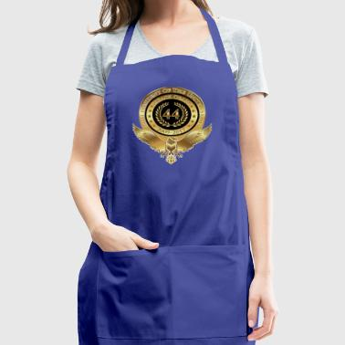 Gold Eagle Emblem - Adjustable Apron