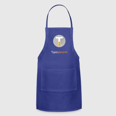 Typoglycerin Logo Ecofriendly T-Shirt - Adjustable Apron