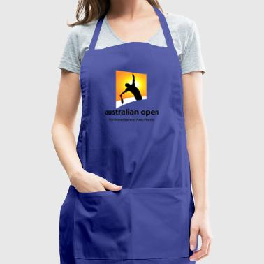 AUSTRALIA OPEN LOGO 2 - Adjustable Apron
