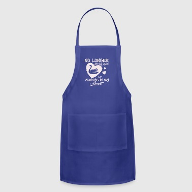 SWAN ALWAY IN MY HEARTH - Adjustable Apron