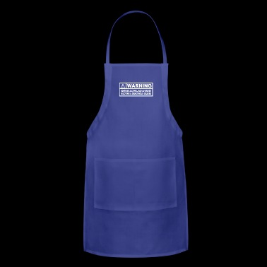 CONTAINS ALCOHOL - Adjustable Apron