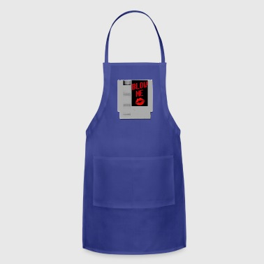 Blow Me Retro Videogame Cartridge - Adjustable Apron