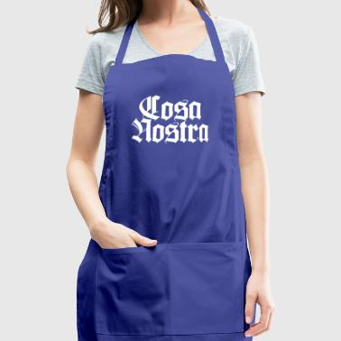 Cosa Nostra - Adjustable Apron