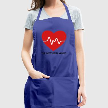Heart The Netherlands - Adjustable Apron