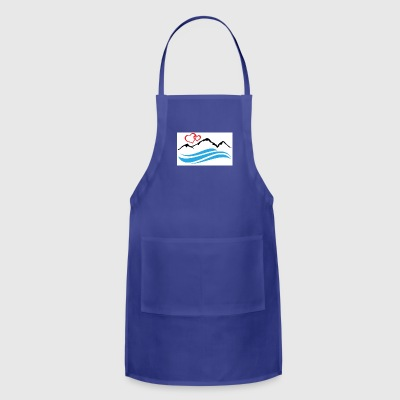 Lake Tahoe - Adjustable Apron