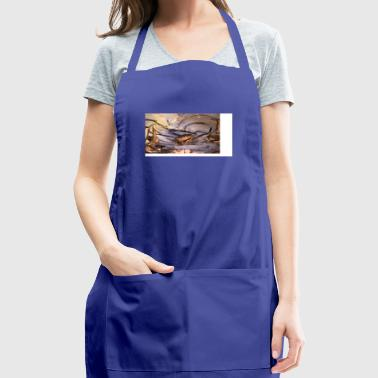the flooded rocker - Adjustable Apron
