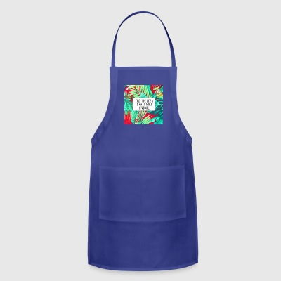 Process makes you unique - Adjustable Apron