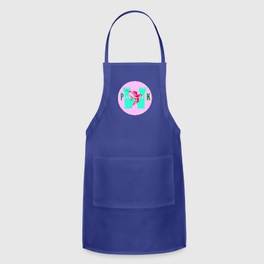 Pink Phoenix Kingdom Logo - Adjustable Apron
