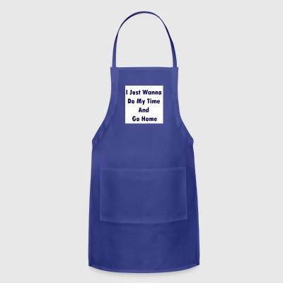 2 - Adjustable Apron