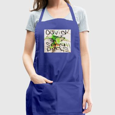 david has a small penis - Adjustable Apron