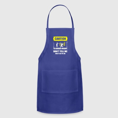 Farmer T Shirts - Adjustable Apron
