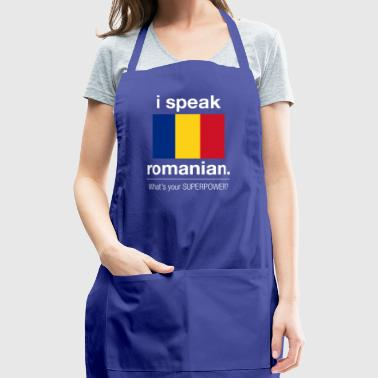Romanian superpower - Adjustable Apron