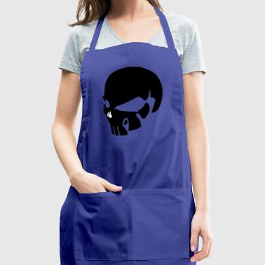 Skull 1 - Adjustable Apron