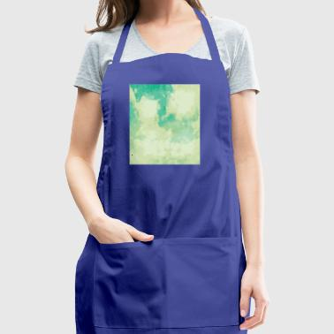 VINTAGE CLOUDS Pop Art - Adjustable Apron