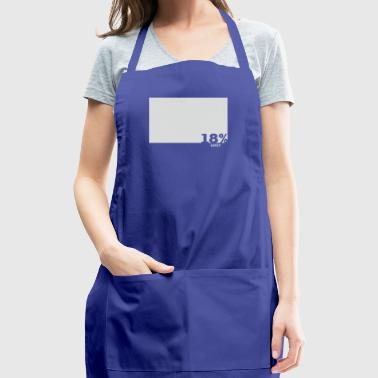 Grey - Adjustable Apron