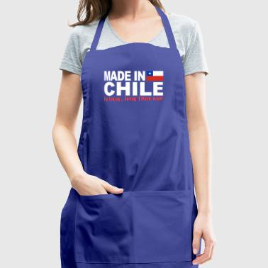 Made in Chile a long long time ago - Adjustable Apron
