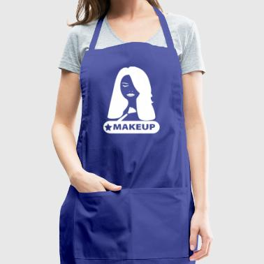 makeup wite - Adjustable Apron